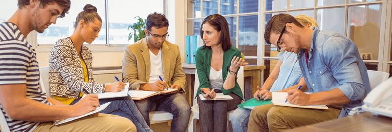 Services – Recherche d'emploi et programme d'employabilité, L'accueil et l'évaluation des besoins